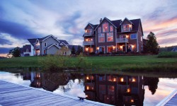 Experience your Deep Creek wedding at Home Away From Home & At Lake's Edge