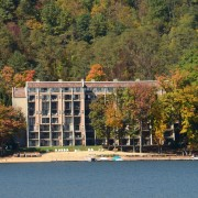 Experience your Deep Creek wedding at Will O' the Wisp – Lodging Option